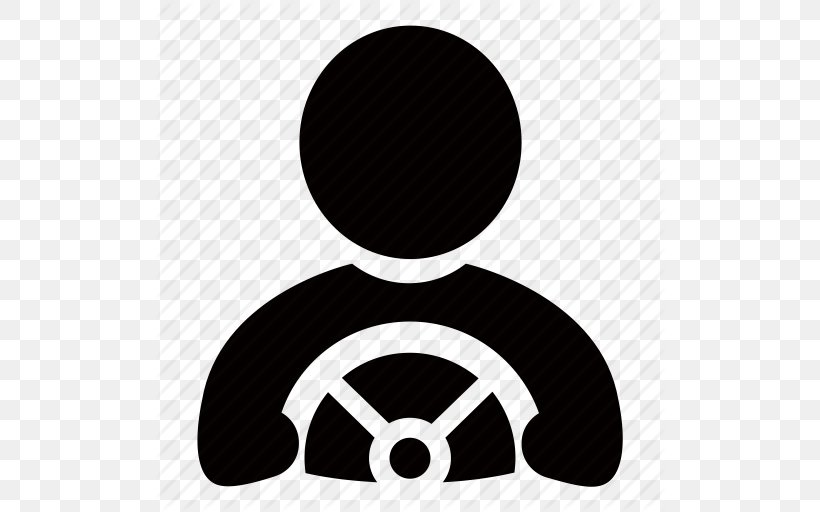 Driving Chauffeur Png 512x512px Driving Black Black And