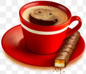 Red Cup - Instant Coffee Twix Espresso Latte Macchiato PNG