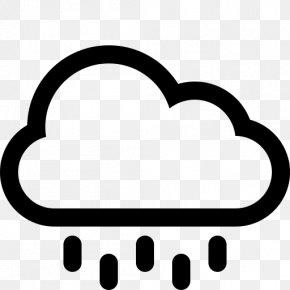Rain - Rain Cloud Clip Art PNG