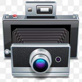 Camera - Digital Camera Photography Icon PNG