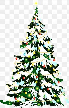 Christmas Tree - Christmas Tree Christmas Decoration Clip Art PNG