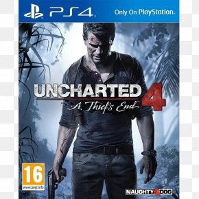 Art Of Uncharted 4 A Thief's End - Uncharted 4: A Thief's End Grand Theft Auto V PlayStation 4 Prey PNG
