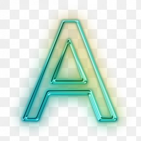 Letter A - Letter Icon PNG