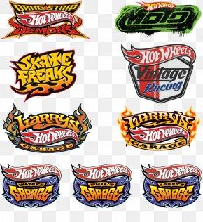 Hot Wheels - Logo Hot Wheels Brand Clip Art PNG