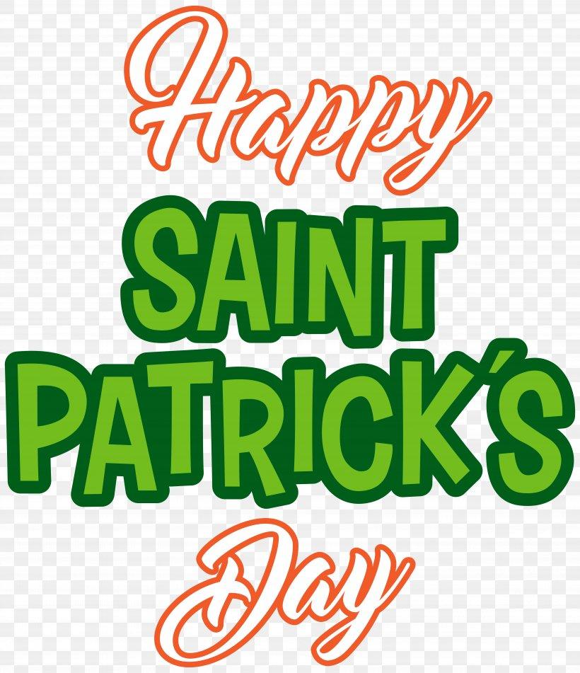 Saint Patrick's Day Clip Art, PNG, 6895x8000px, Saint Patrick S Day, Area, Birthday, Brand, Clip Art Download Free