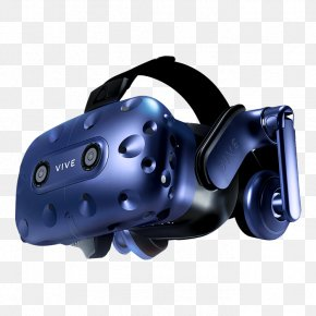 Virtual Reality Headset Cartoon - Head-mounted Display HTC Vive Virtual Reality Headset Samsung HMD Odyssey VR Headset PNG