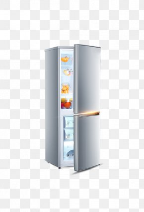 Refrigerator - Refrigerator Electricity PNG