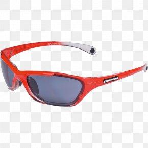 Sunglasses Store - Goggles Sunglasses Red Plastic PNG