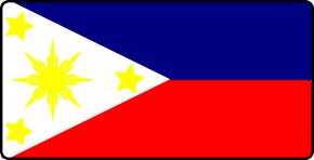 Philippines Cliparts - Flag Of The Philippines Clip Art PNG