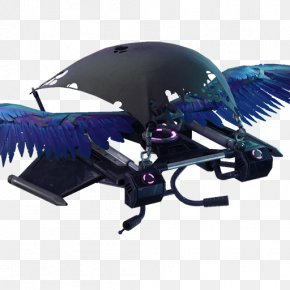 Cosmetic Flyer - Fortnite Battle Royale Glider Feather Video Games PNG