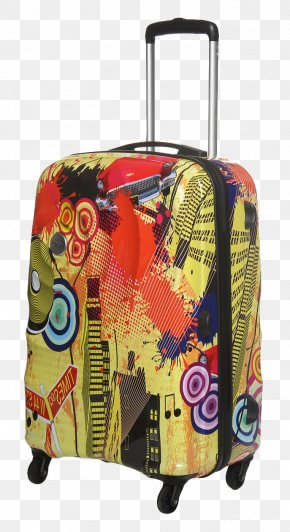 Strolley Bag - Hand Luggage Baggage PNG
