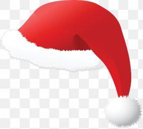 Cap - Cap Santa Claus Christmas Hat Gift PNG