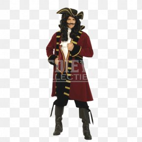 Pirate Hat - Halloween Costume Piracy Clothing Waistcoat PNG