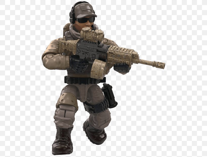 Call Of Duty: WWII Mega Brands Soldier Action & Toy Figures, PNG, 500x624px, Call Of Duty Wwii, Action Figure, Action Toy Figures, Air Gun, Army Download Free