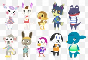 Animal Crossing Dog - Animal Crossing: Pocket Camp Art Yeah! Clip Art PNG
