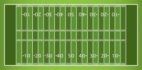 Football Stadium Cliparts - American Football Field Clip Art PNG