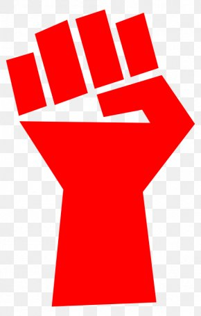 Struggle Cliparts - Russian Revolution Fist Clip Art PNG