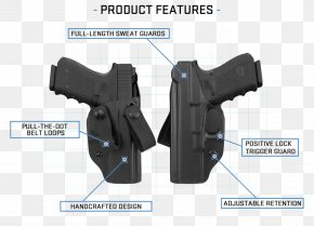 NANO TECHNOLOGY - Trigger Firearm Airsoft Guns Plastic Gun Holsters PNG
