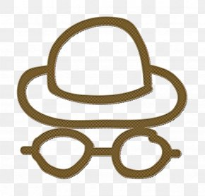 Oval Costume Accessory - Agent Icon Person Icon Security Icon PNG