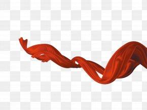 Flying The Satin - Textile Ribbon Satin PNG