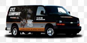 Car - Compact Van Car Commercial Vehicle Transport PNG