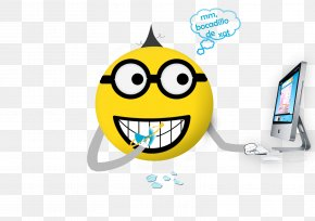 Smiley - Smiley Technology PNG