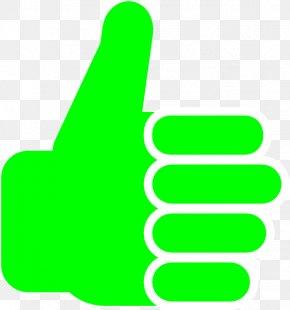 Thumb - Thumb Signal Smiley Clip Art PNG