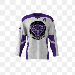 T-shirt - T-shirt Sleeve Hockey Jersey PNG