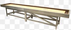 Table - Table Shovelboard Deck Shovelboard Drop-leaf Table Game PNG