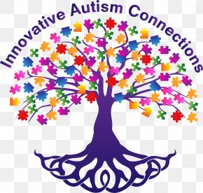 Autism Symbol Spectrum Disorders - Autistic Spectrum Disorders Applied Behavior Analysis World Autism Awareness Day Jigsaw Puzzles PNG