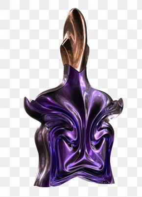 Purple Perfume Bottle Ladies Perfume - Bottle Purple Perfume Icon PNG