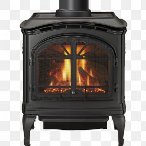Stove - Gas Stove Fireplace Insert Heat PNG