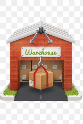 City Convenience Supermarket Warehouse Storage Chart - Icon Building Warehouse Icon PNG