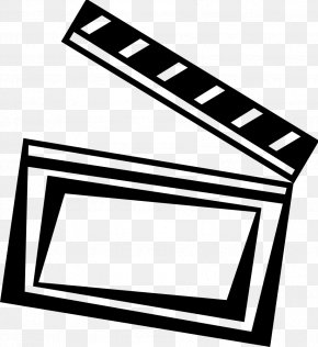 Film Reel Clipart - Photographic Film Clapperboard Reel Clip Art PNG