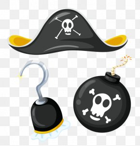 Linked To Grenade - Piracy Stock Photography Clip Art PNG