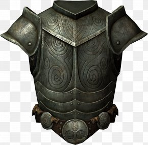 Armour - The Elder Scrolls V: Skyrim Plate Armour Knight Breastplate PNG