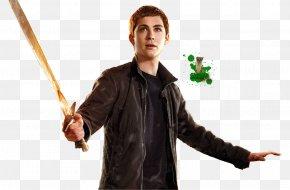 Logan Lerman - Percy Jackson & The Olympians The Lightning Thief Annabeth Chase The Titan's Curse PNG