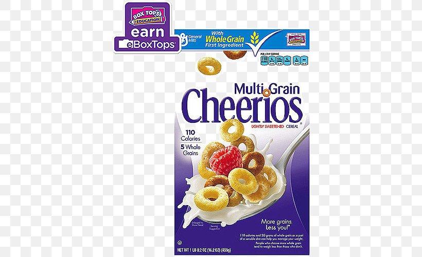 Multi-Grain Cheerios Honey Nut