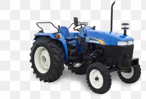 New Holland Agriculture - John Deere New Holland Agriculture CNH Industrial Tractor PNG