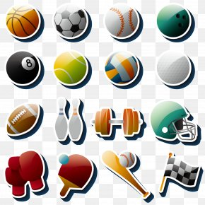Sports Equipment - Sports Equipment Ball Game Football PNG