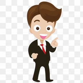 Happy Business People - Download Business PNG