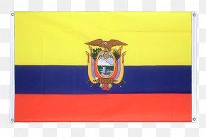 Flag - Flag Of Ecuador Flag Of Ecuador National Flag Fahne PNG