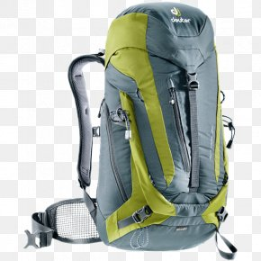 Backpack - National Trails System Deuter Sport Deuter ACT Trail 30 Backpack Hiking PNG