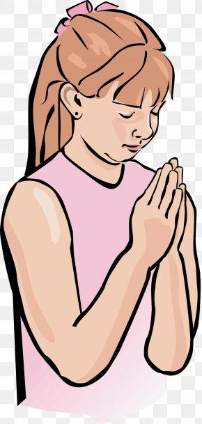 Free Prayer Clipart - Praying Hands Prayer Clip Art PNG