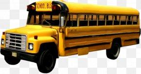 School Bus - School Bus Car PNG