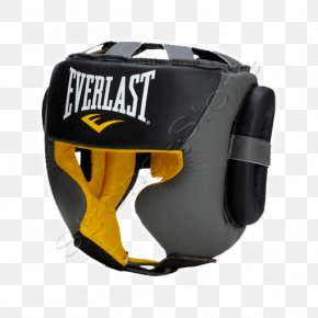 Boxing - Boxing & Martial Arts Headgear Everlast Boxing Glove Muay Thai PNG