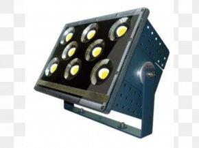 Showcase Lighting - Floodlight Light-emitting Diode Lighting LED Street Light PNG