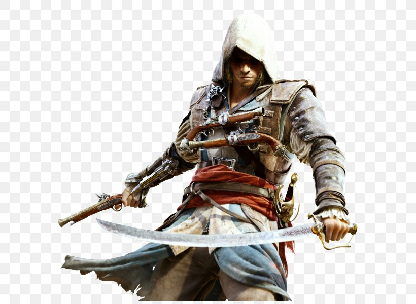 Assassin's Creed IV: Black Flag Assassin's Creed III Assassin's Creed Syndicate Ezio Auditore, PNG, 670x600px, Ezio Auditore, Action Figure, Assassins, Cold Weapon, Desmond Miles Download Free