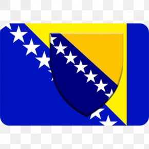 Flag Of Bosnia And Herzegovina Flags Of The World Vector Graphics PNG