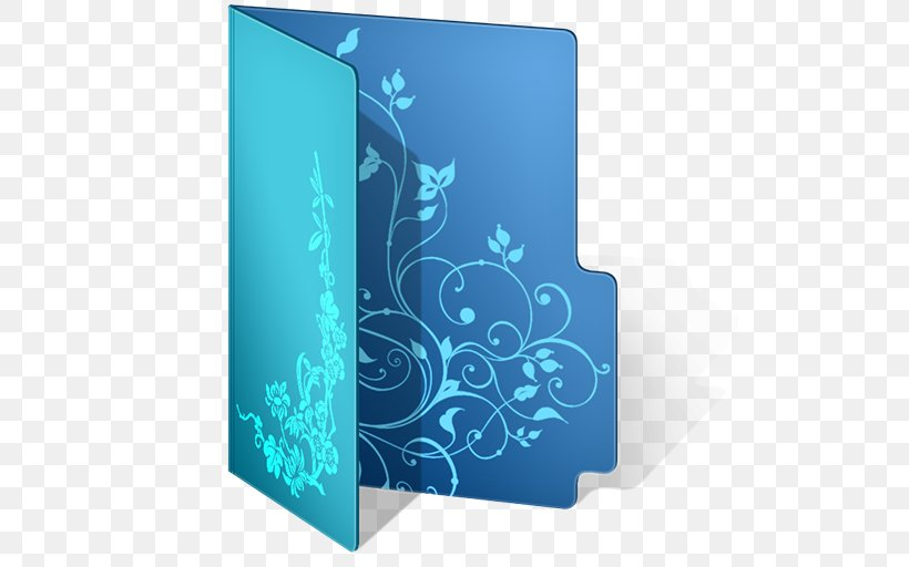 Computer File Directory Image, PNG, 512x512px, Directory, Aqua, Blue, Brand, Compact Disc Download Free